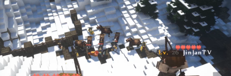 Minecraft-built MMO Hegemony releases the Traders from the East expansion on September 6