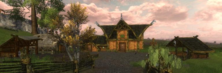 LOTRO Legendarium: The pros and cons of Rohan housing