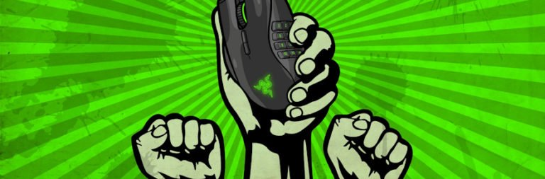 Razer is launching an improved left-handed Naga MMO mouse