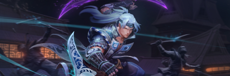 SMITE introduces the Japanese moon god Tsukuyomi in the latest update