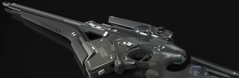 Star Citizen shows off the creation of FPS weapons in a developer livestream