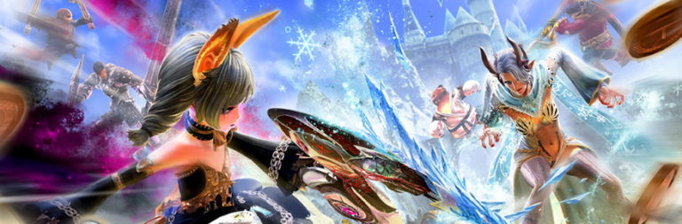 TERA Battle Arena walks you through how this MOBA works