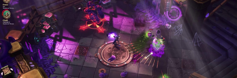 Torchlight III confirms fall launch window – and Nintendo Switch release