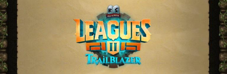 The MOP Up: Old School RuneScape's trailblazer league