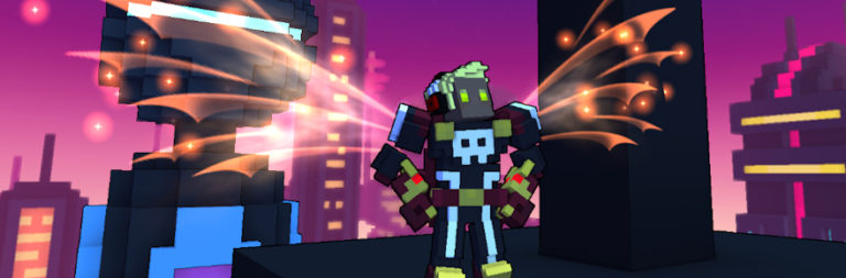 Trove has a celestial summer with the launch of the Lunar Plunge event