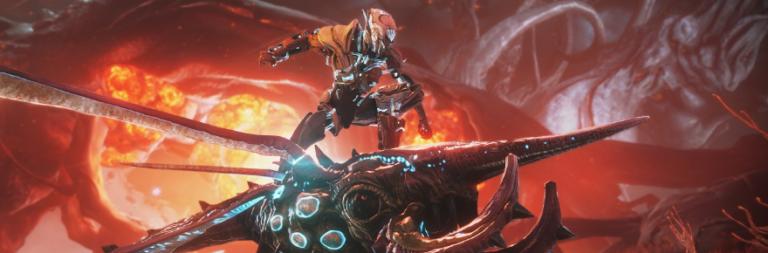 Warframe shows off new kitguns, previews a new Necramech, and starts taking Xaku feedback