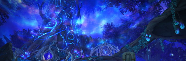 World of Warcraft: Shadowlands pre-patch hits the test realm