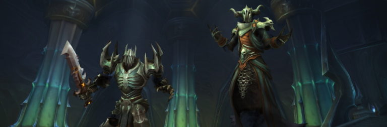 World of Warcraft has begun testing Shadowlands' endgame