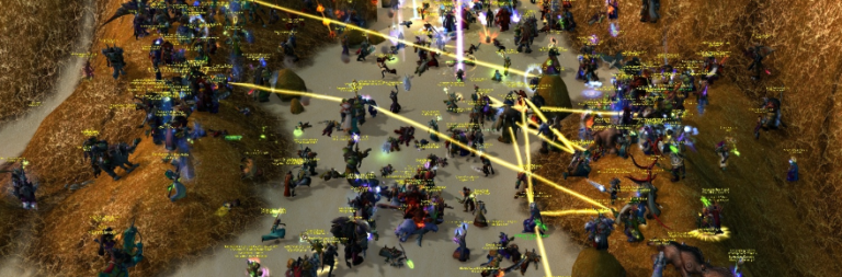 War breaks out in WoW Classic as Horde players retaliate for Alliance Ahn'Qiraj Scarab Lord griefing
