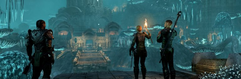 Elder Scrolls Online's Markarth DLC launches November 2 for PC, November 10 for console