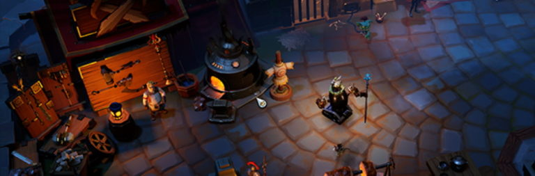 Torchlight III is working on a UI scaling slider, according to its latest state of the game address