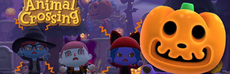 Animal Crossing: New Horizons brings pumpkin patches and more customization for Halloween