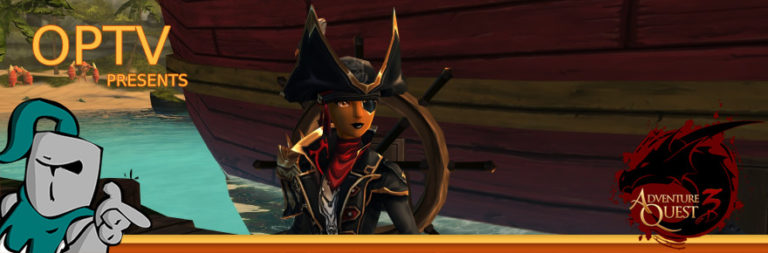 The Stream Team: AdventureQuest 3D's new Crimson Corsair quest