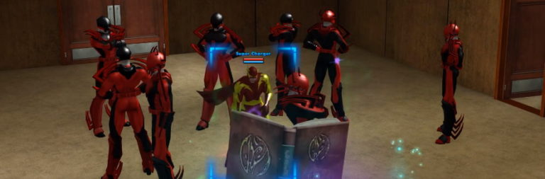 City of Heroes Homecoming emphasizes player-created content, bars 'controversial political content'