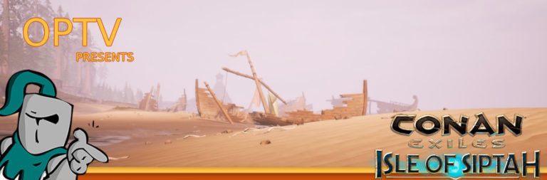 The Stream Team: Shipwrecked on Conan Exiles' Isle of Siptah