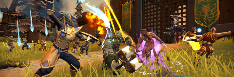 Crowfall plans to replace stat-building passive skills with active skills in its next update