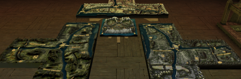 Dark Age of Camelot celebrates 19 years with in-game tabletop map dioramas and RvR bonuses