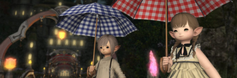Final Fantasy XIV serves up a new anniversary story along with more special site updates