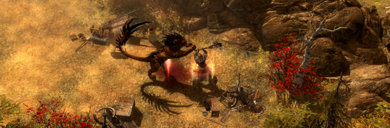 Grim Dawn adds new locations, monsters, rewards, and Monster Totems in its latest update