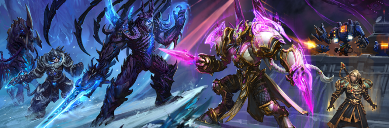 Heroes of the Storm adds a new Nexus Anomaly and a StarCraft vs. Warcraft event