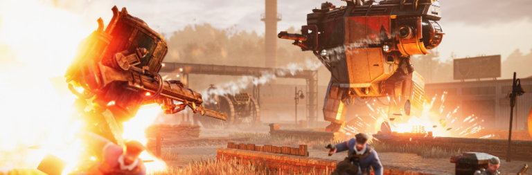 Iron Harvest 1920 plans co-op campaign and ranked multiplayer features this month