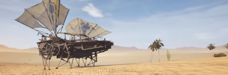 Last Oasis adds the Panda Walker and a new map, prepares to introduce a beta test branch soon