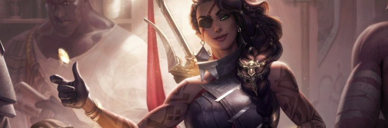 League of Legends introduces Samira the Desert Rose to the roster