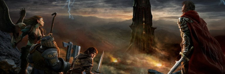 SSG confirms Lord of the Rings Online's new Brawler class, presumably for Gundabad
