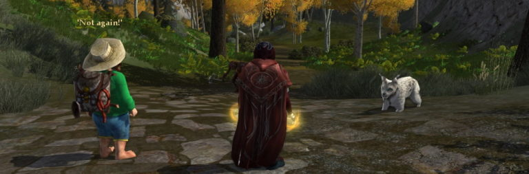 The Daily Grind: Which MMO NPC deserves more screen time?