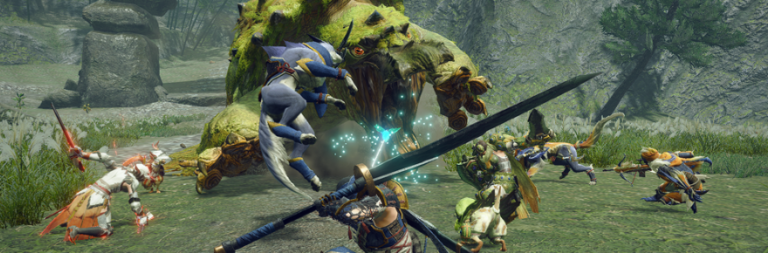 Capcom unveils new single-player RPG and multiplayer Monster Hunter games for the Nintendo Switch