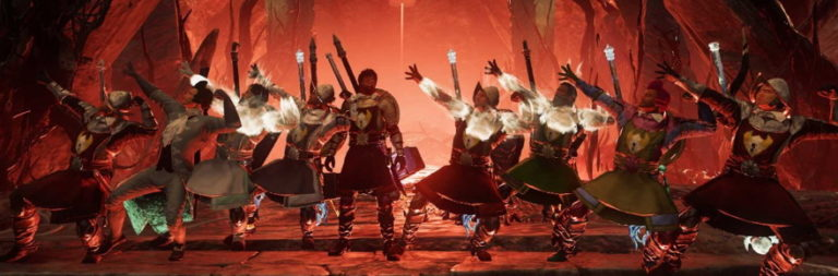 Players waged over a thousand PvP wars during New World's preview week