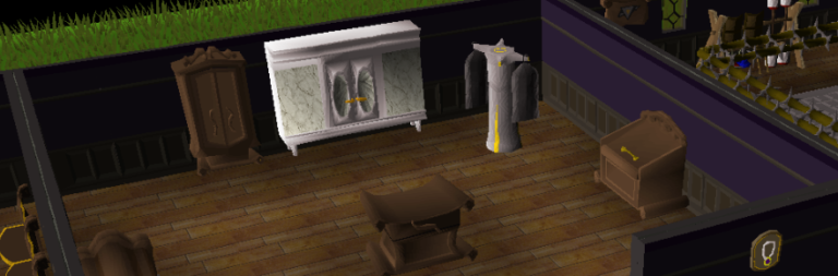 Old School RuneScape reworks the Costume Room in the latest update