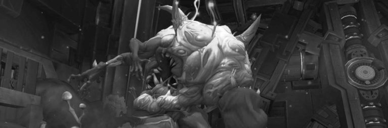 One Shots: Unholy abominations