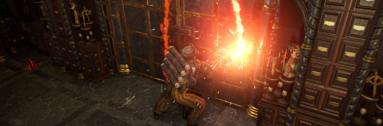 Path of Exile's Heist expansion officially launches this afternoon