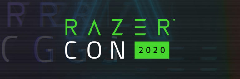 Razer announces digital event RazerCon 2020 for October 10, complete with streamed lightshow and concert