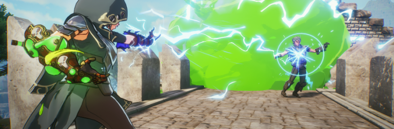 Spellbreak trades battle royale's shooting for spellcasting as it officially launches