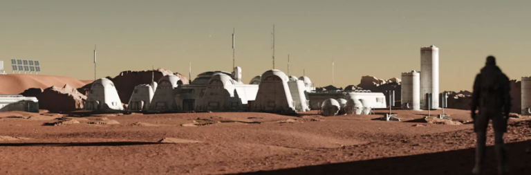 Inside Star Citizen shows off an improved personal inventory, planet painting, and homestead concepts