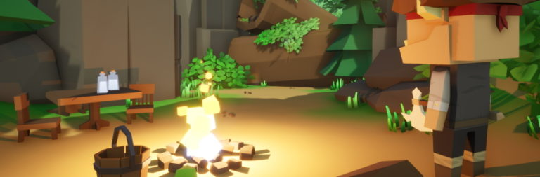 Kickstarted multiplayer RPG Swords 'n Magic and Stuff goes into Steam early access