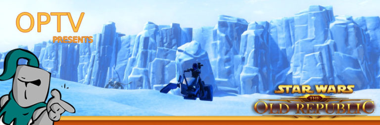 The Stream Team: Canvassing Corellia and hunting Hoth for SWTOR's droids