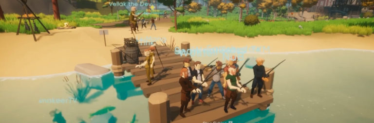 Titan Reach devs admit their Kickstarter is doomed, plan Indiegogo instead