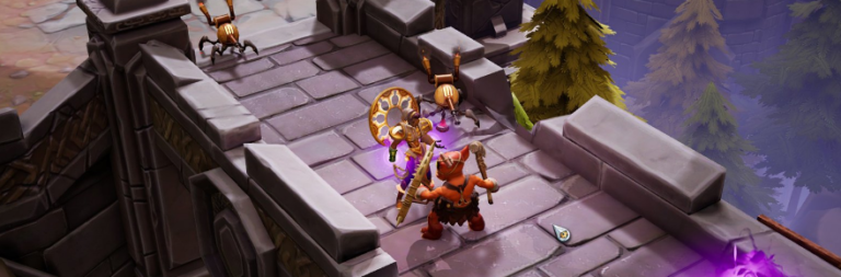 Torchlight III's game designer shows off favorite character builds, teases next big update