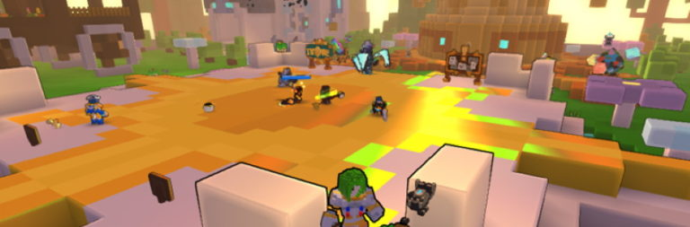Trove's 'hubdate' patch delivers an improved landing experience