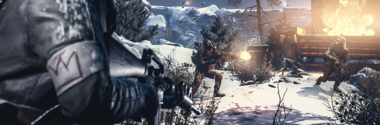 Multiplayer survival shooter Vigor announces launch dates for PS4 and PS5, free-to-play arrival on Nintendo Switch