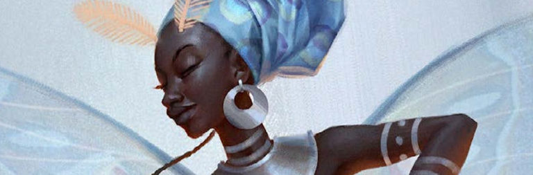 Afrofantasy MMO The Wagadu Chronicles hits Kickstarter target, adds navigation stretch goal