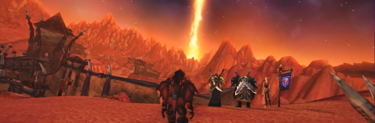 World of Warcraft hypes this weekend's Arena World Championship finals