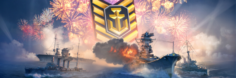 World of Warships celebrates five years and details planned changes to commander skills