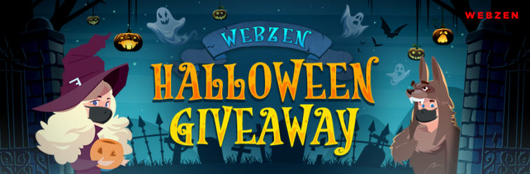 Grab a MU Online or C9 gift bundle in Webzen's Halloween 2020 giveaway