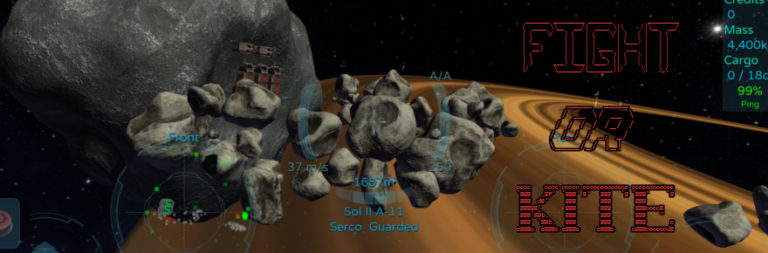 Fight or Kite: Checking out veteran sci-fi sandbox MMO Vendetta Online – on mobile