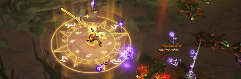 PWE and Echtra Games' Torchlight III has officially launched