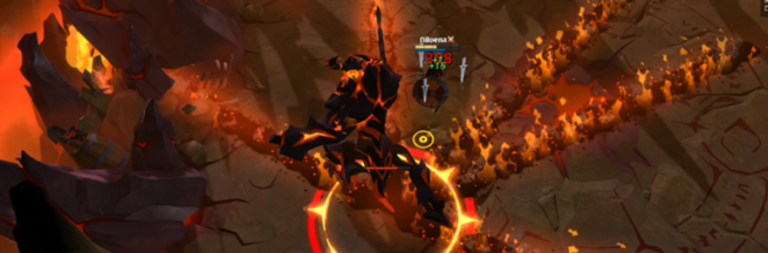 Albion Online talks up a mid-season update, open beta for Google Play, and faction warfare improvements